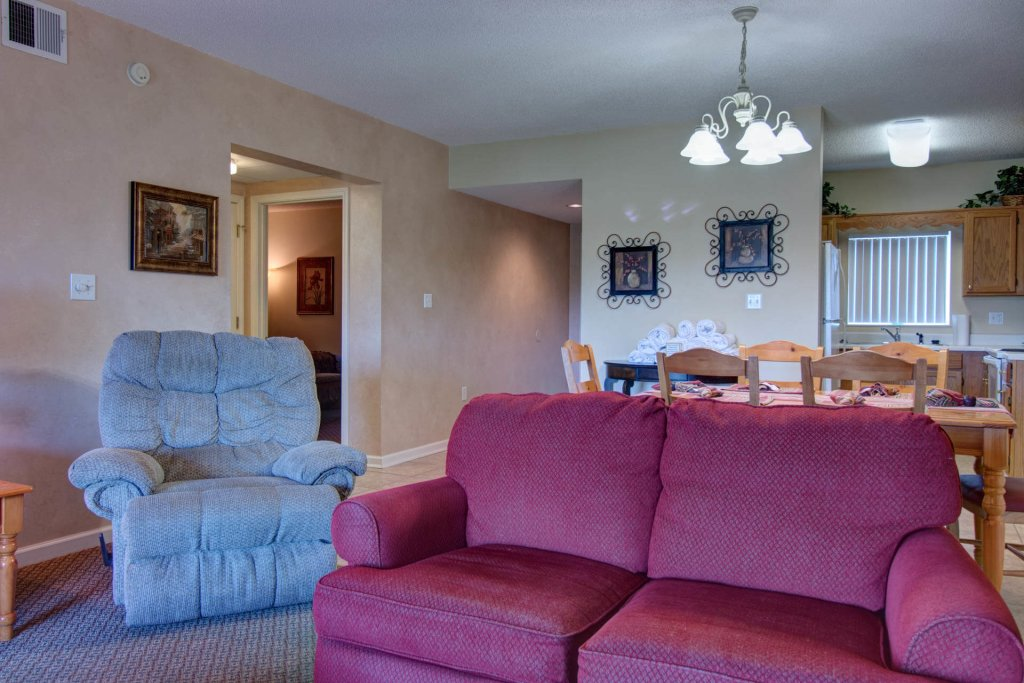 Photo of a Pigeon Forge Condo named Whispering Pines 114 - This is the fifteenth photo in the set.