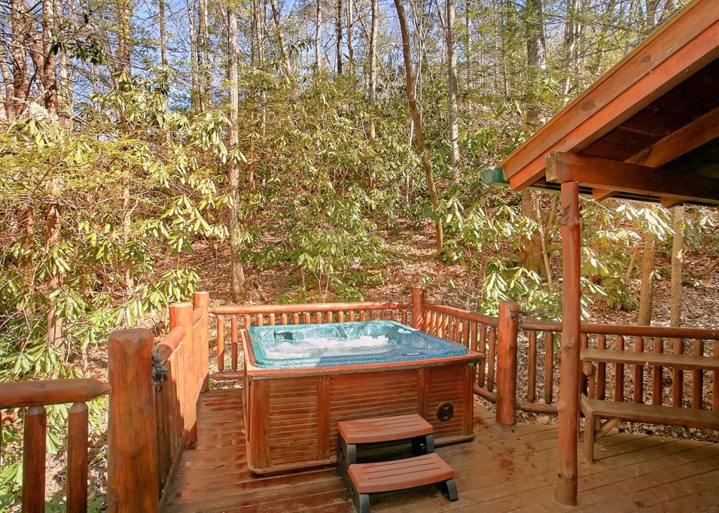 Photo of a Pigeon Forge Cabin named Bear Paw Trail #15 - This is the twenty-first photo in the set.