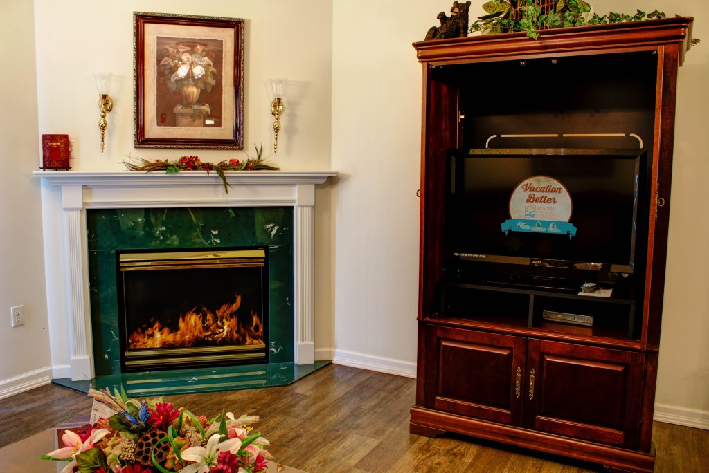 Photo of a Pigeon Forge Condo named Whispering Pines 533 - This is the second photo in the set.