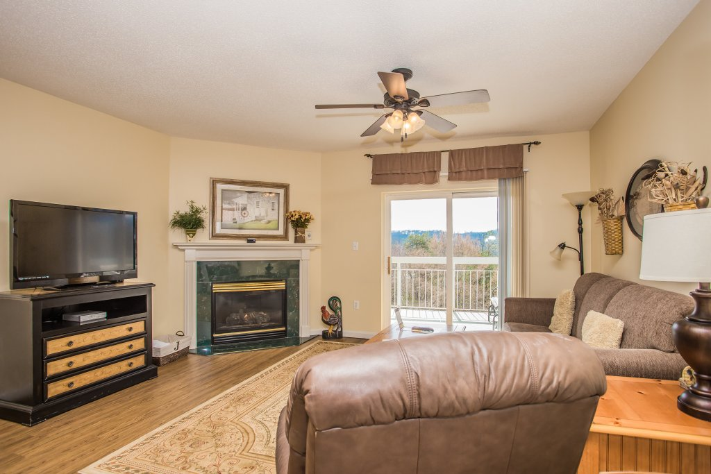 Photo of a Pigeon Forge Condo named Whispering Pines 441 - This is the third photo in the set.