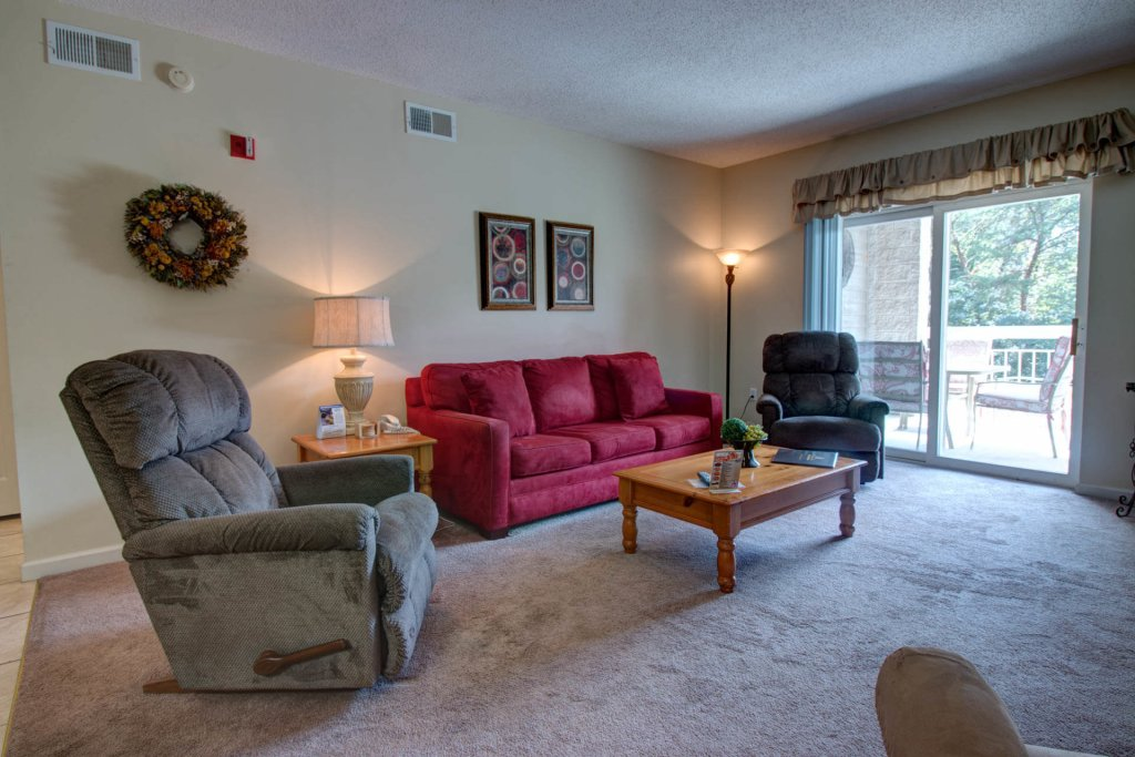 Photo of a Pigeon Forge Condo named Whispering Pines 414 - This is the fifth photo in the set.
