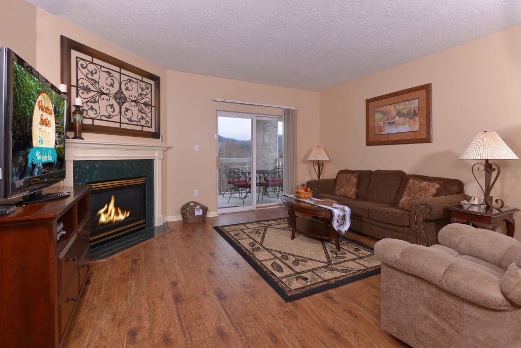 Photo of a Pigeon Forge Condo named Whispering Pines 411 - This is the first photo in the set.