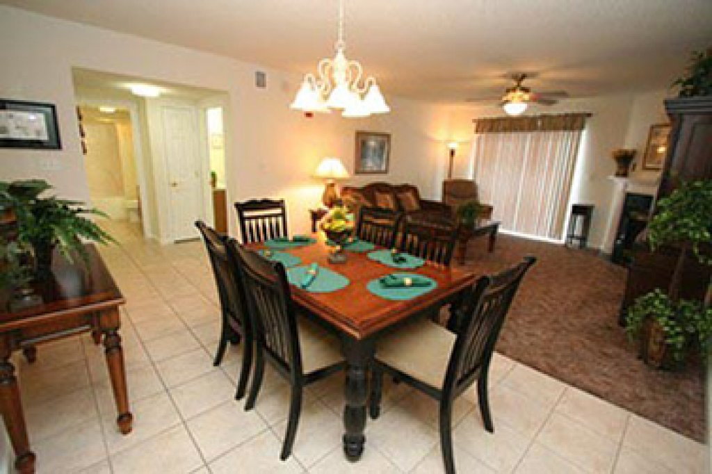 Photo of a Pigeon Forge Condo named Whispering Pines 622 - This is the fourth photo in the set.