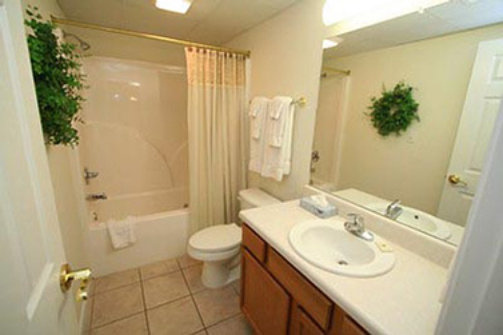 Photo of a Pigeon Forge Condo named Whispering Pines 622 - This is the sixth photo in the set.