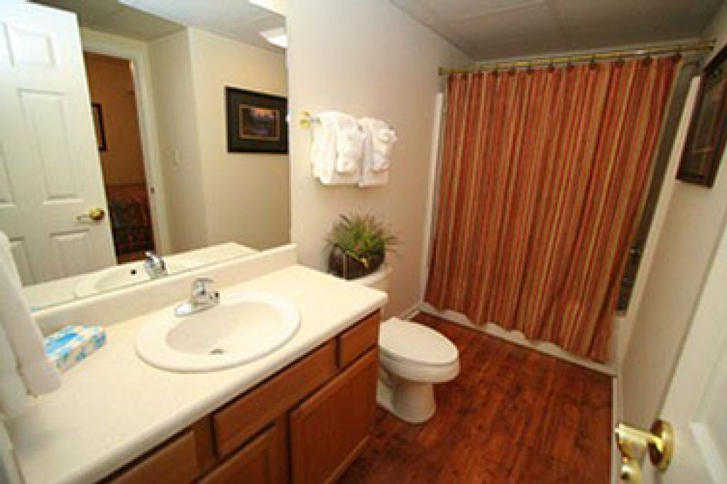 Photo of a Pigeon Forge Condo named Whispering Pines 641 - This is the seventh photo in the set.