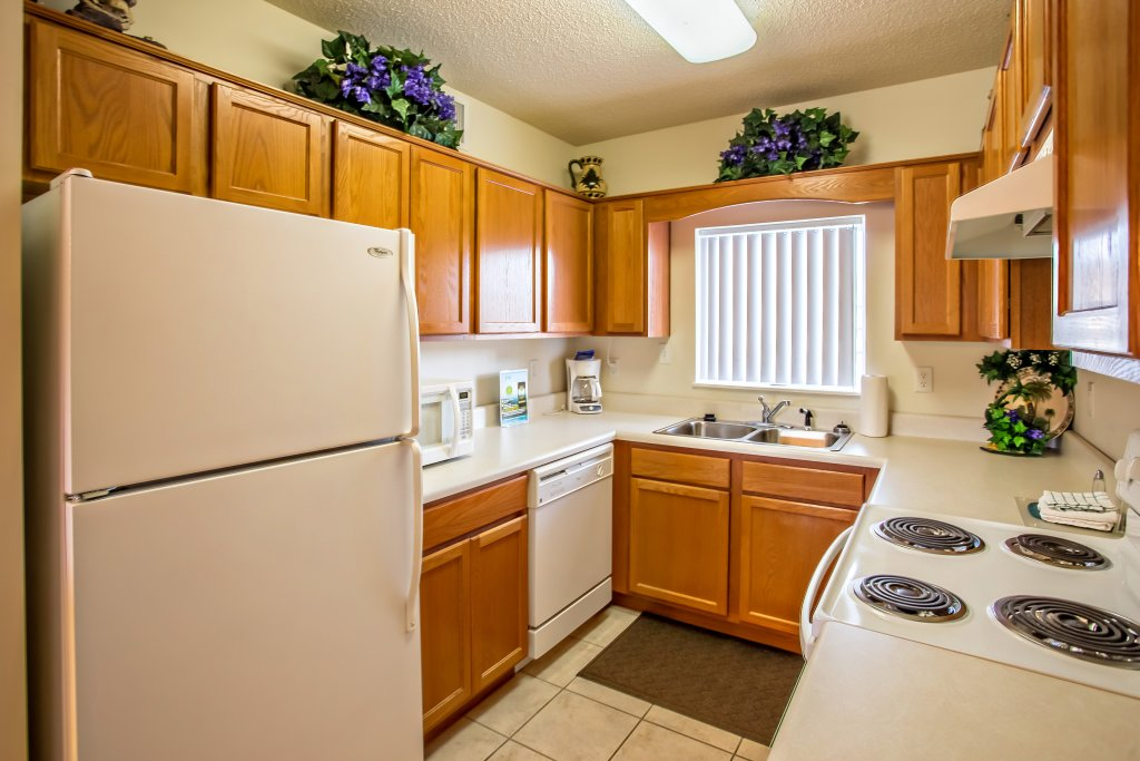 Photo of a Pigeon Forge Condo named Whispering Pines 643 - This is the third photo in the set.