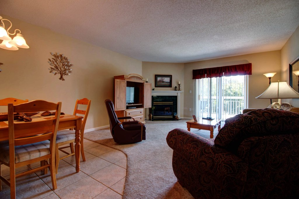 Photo of a Pigeon Forge Condo named Whispering Pines 423 - This is the first photo in the set.