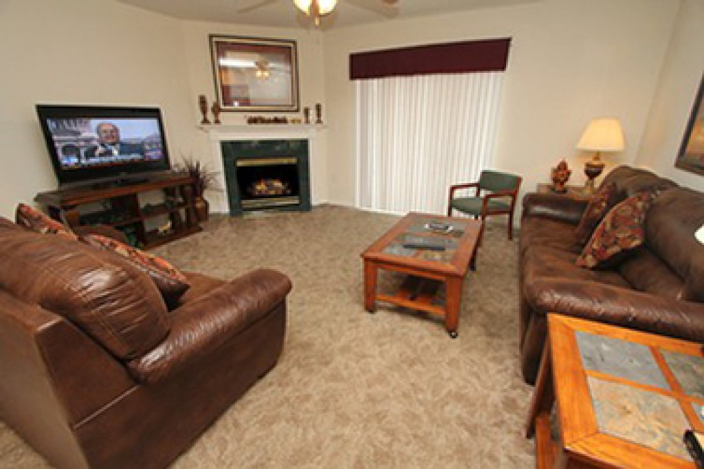 Photo of a Pigeon Forge Condo named Whispering Pines 524 - This is the first photo in the set.