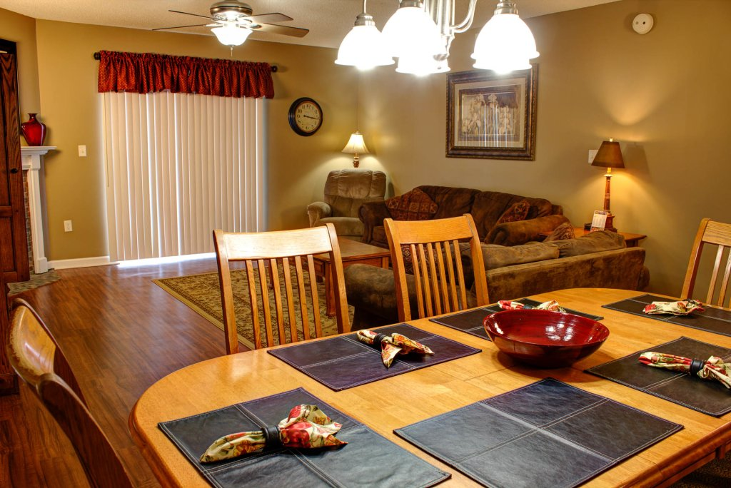 Photo of a Pigeon Forge Condo named Whispering Pines 534 - This is the ninth photo in the set.
