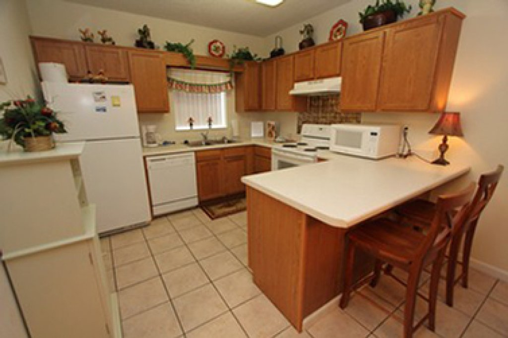 Photo of a Pigeon Forge Condo named Whispering Pines 524 - This is the ninth photo in the set.