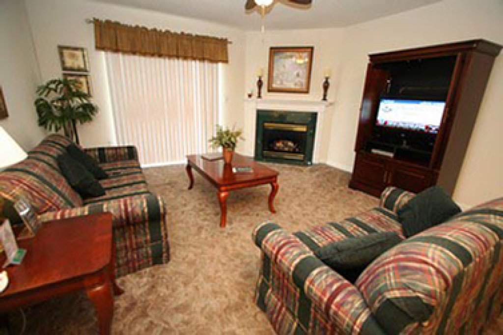 Photo of a Pigeon Forge Condo named Whispering Pines 513 - This is the fourth photo in the set.