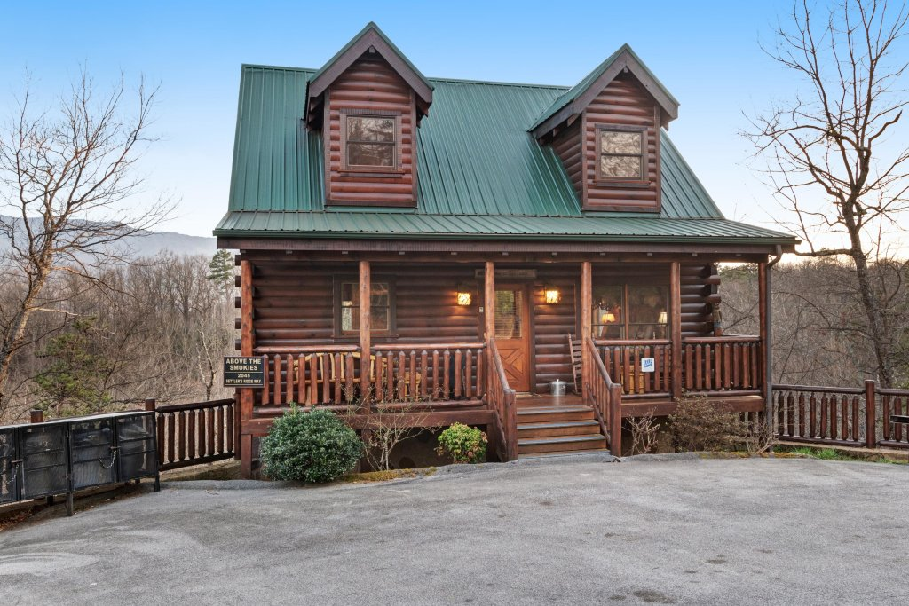 Photo of a Gatlinburg Cabin named Above The Smokies - This is the sixteenth photo in the set.