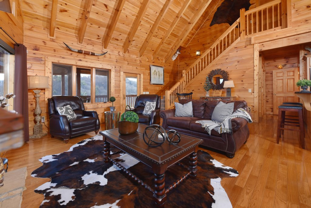 Photo of a Pigeon Forge Cabin named Mountain Splendor - This is the eleventh photo in the set.