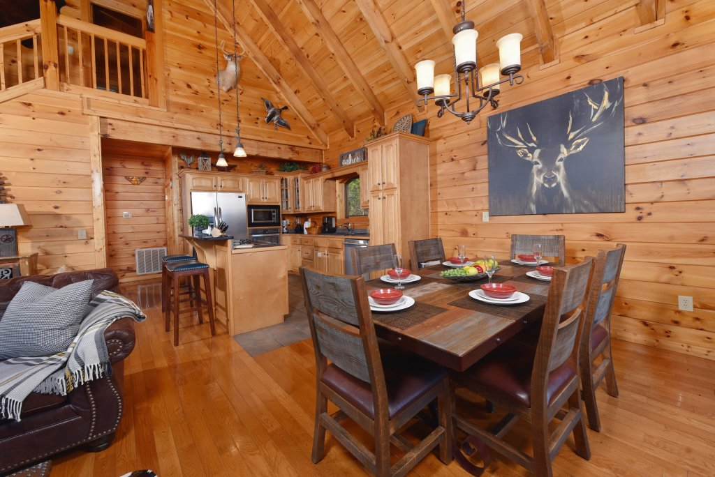 Photo of a Sevierville Cabin named Mountain Splendor - This is the fifteenth photo in the set.