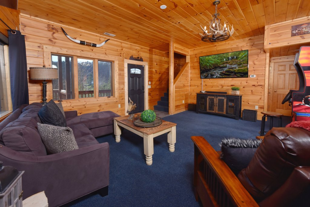 Photo of a Pigeon Forge Cabin named Mountain Splendor - This is the sixty-first photo in the set.