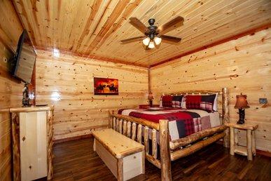 The Blissful Bear Lodge