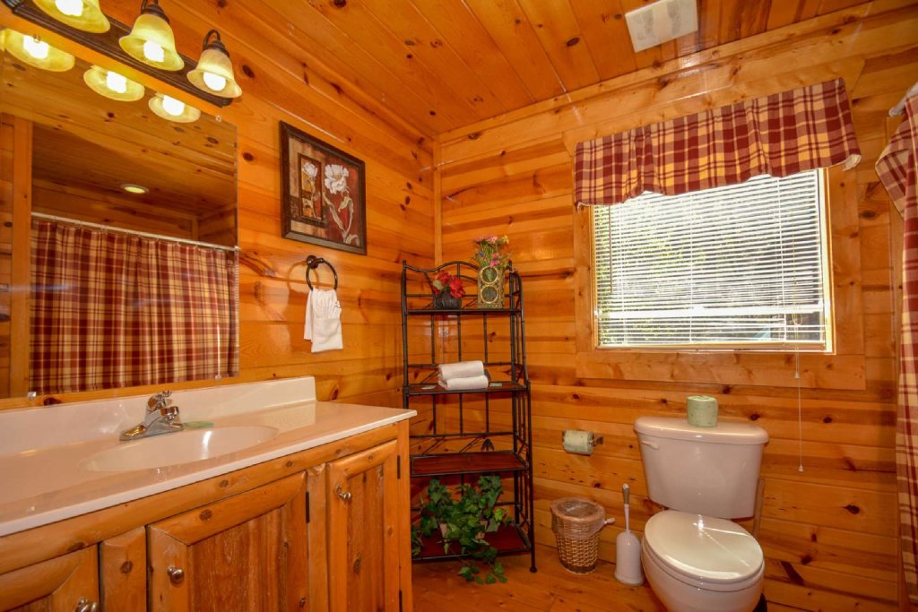 Photo of a Pigeon Forge Cabin named Bearadise - This is the seventeenth photo in the set.