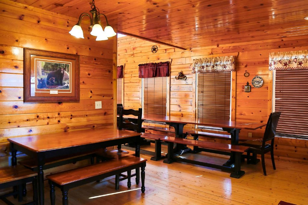 Photo of a Pigeon Forge Cabin named Bearadise - This is the fourteenth photo in the set.