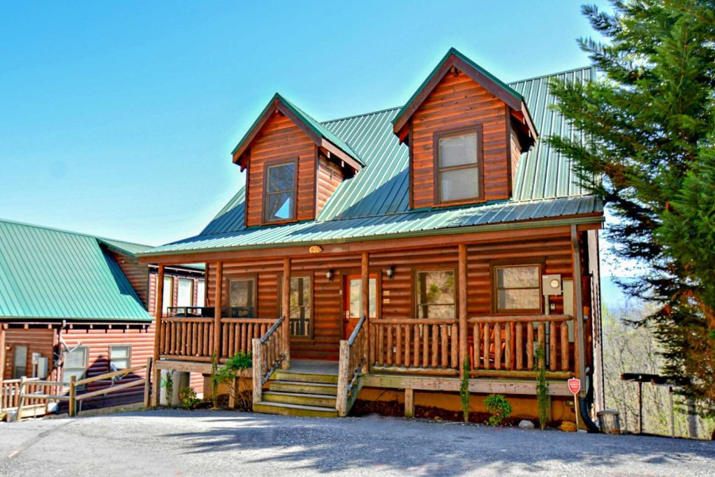 Photo of a Pigeon Forge Cabin named Bearadise - This is the twenty-ninth photo in the set.