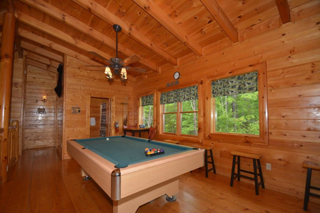 Photo of a Sevierville Cabin named Kozy Lodge - This is the ninth photo in the set.