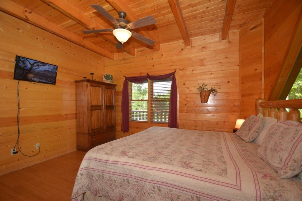 Photo of a Sevierville Cabin named Kozy Lodge - This is the thirteenth photo in the set.