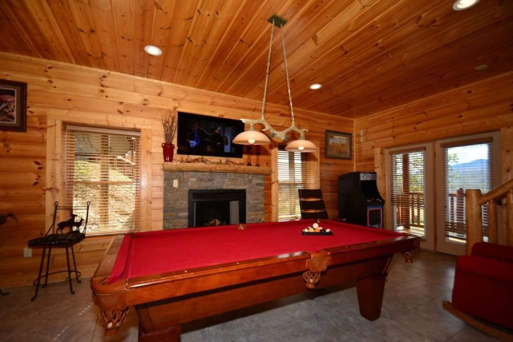 Photo of a Pigeon Forge Cabin named Smoky Mountain Haven - This is the sixth photo in the set.