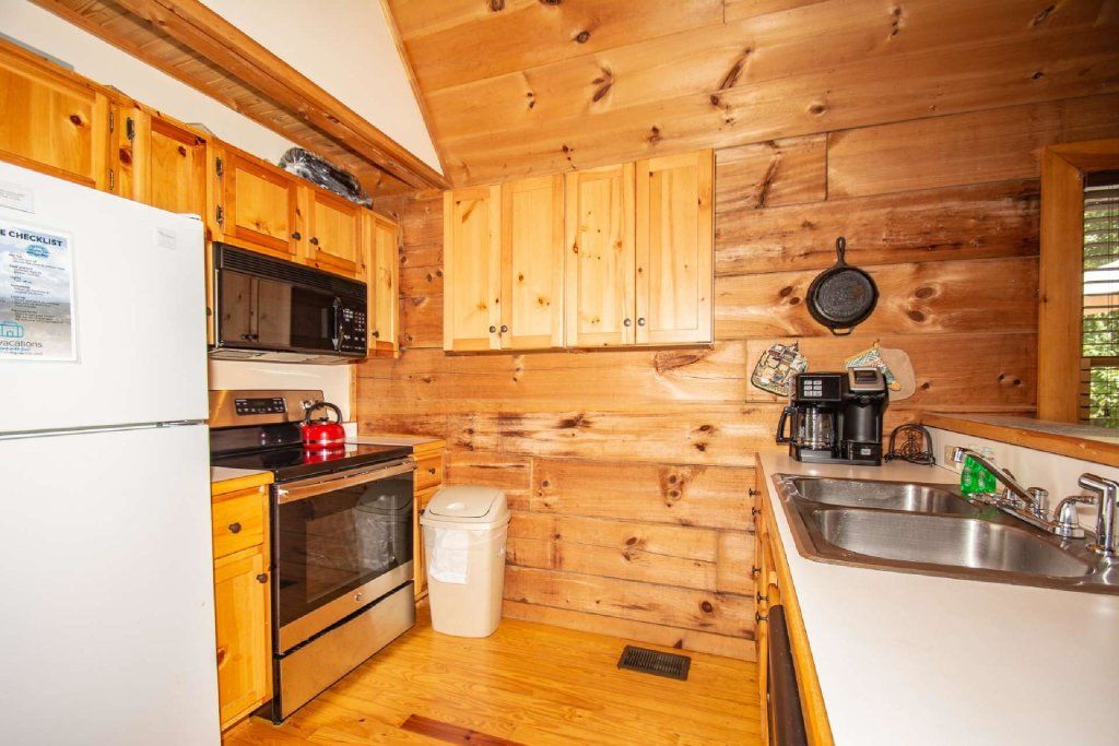 Photo of a Sevierville Cabin named Marietta's Dream - This is the eighth photo in the set.