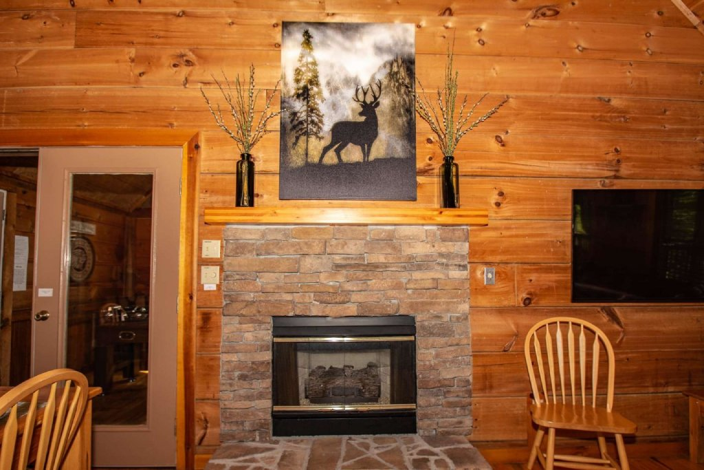 Photo of a Sevierville Cabin named Marietta's Dream - This is the eleventh photo in the set.