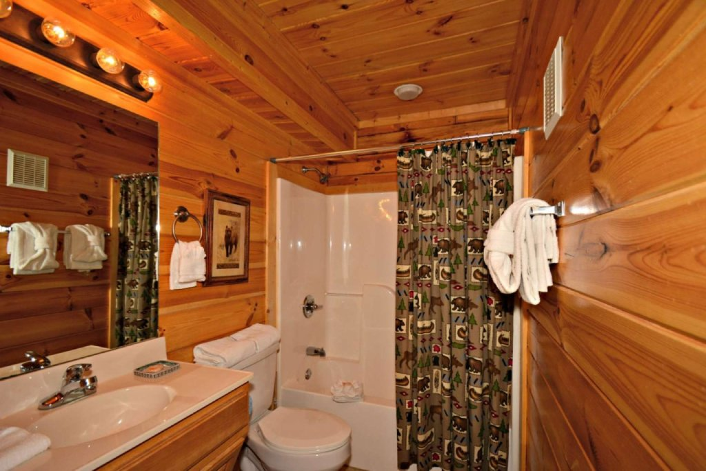 Photo of a Pigeon Forge Cabin named Smoky Mountain Haven - This is the seventeenth photo in the set.