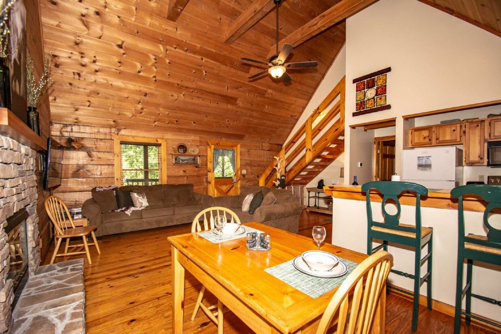 Photo of a Sevierville Cabin named Marietta's Dream - This is the thirteenth photo in the set.