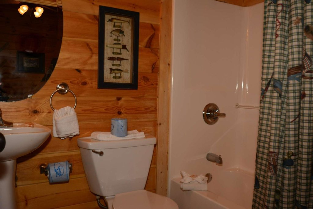 Photo of a Pigeon Forge Cabin named Smoky Mountain Haven - This is the twentieth photo in the set.