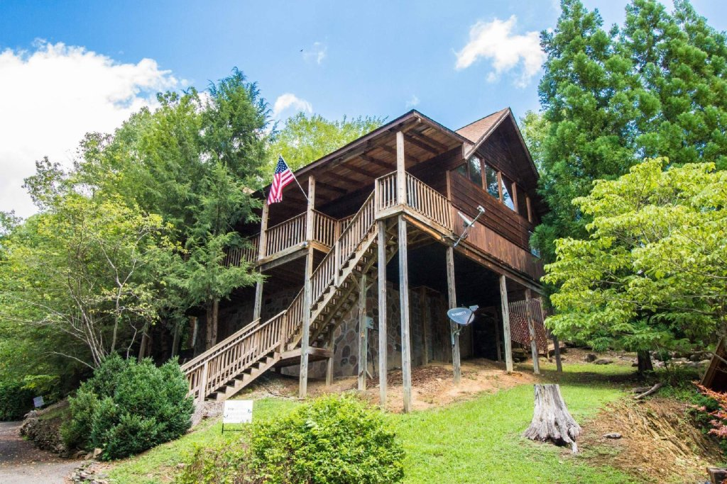 Photo of a Sevierville Cabin named Marietta's Dream - This is the ninth photo in the set.