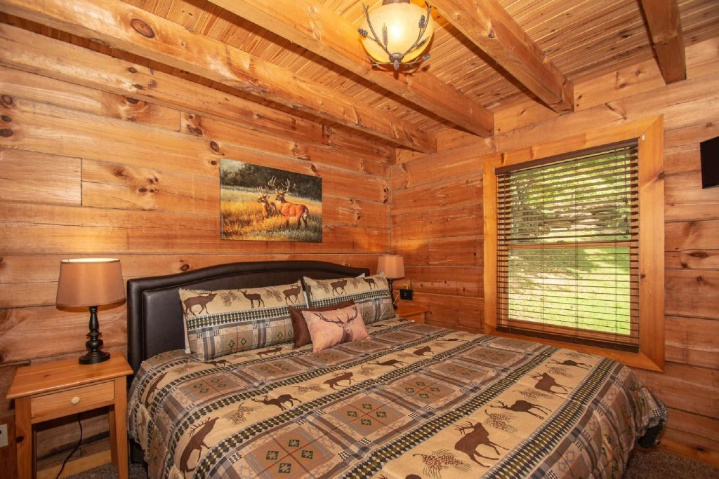 Photo of a Sevierville Cabin named Marietta's Dream - This is the twelfth photo in the set.