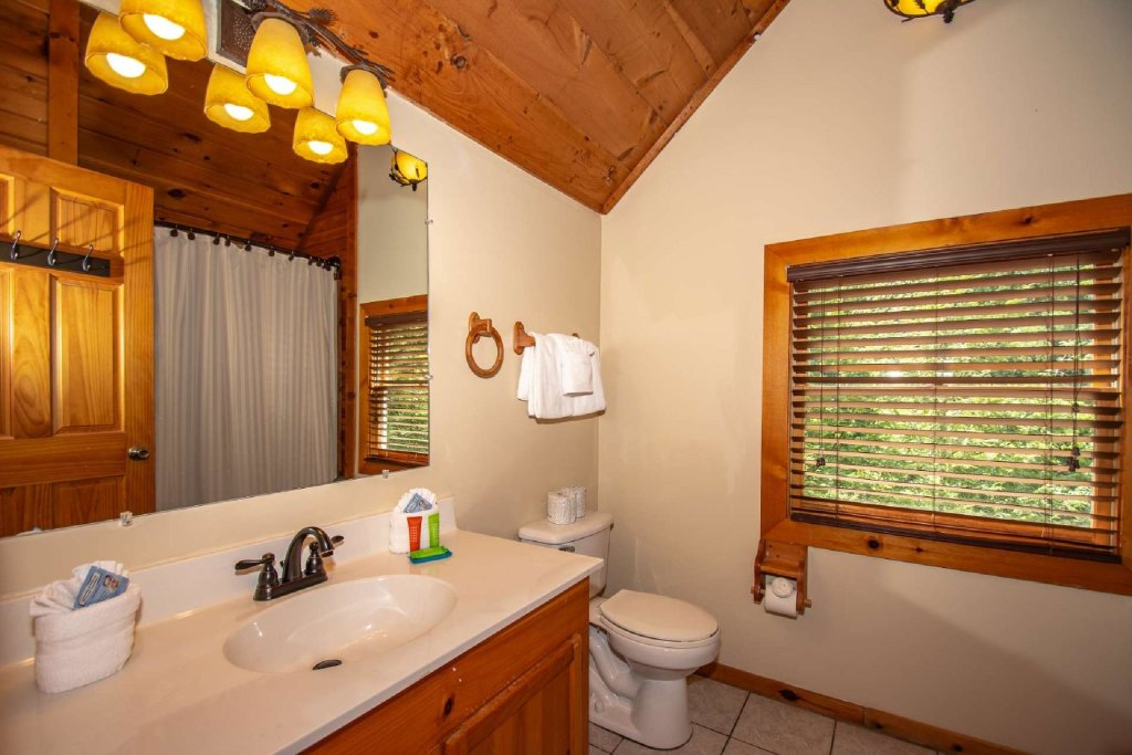 Photo of a Sevierville Cabin named Marietta's Dream - This is the sixteenth photo in the set.