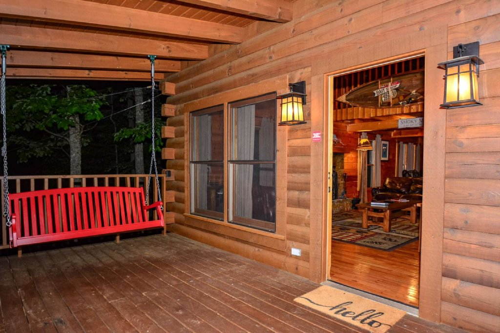 Photo of a Sevierville Cabin named Mountain Splendor - This is the fifth photo in the set.