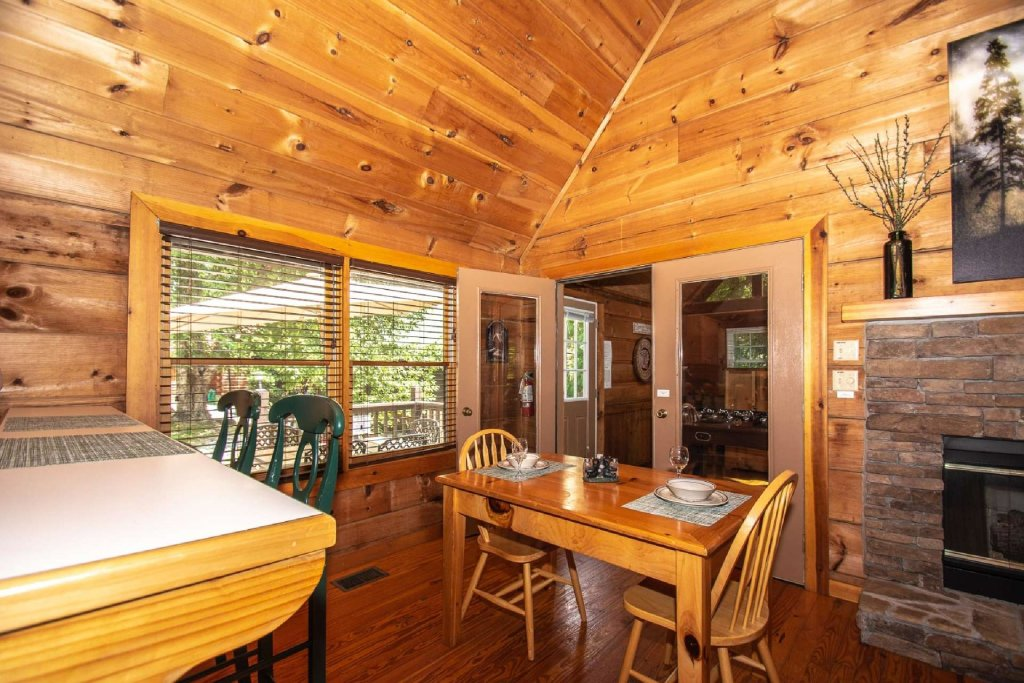 Photo of a Sevierville Cabin named Marietta's Dream - This is the fourth photo in the set.
