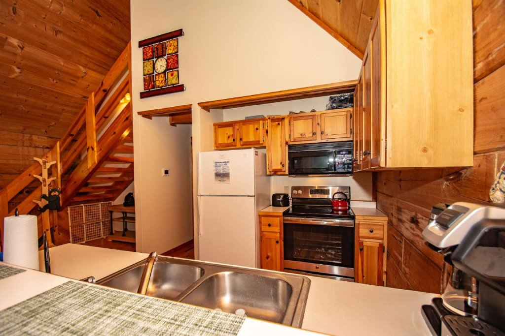 Photo of a Sevierville Cabin named Marietta's Dream - This is the seventeenth photo in the set.