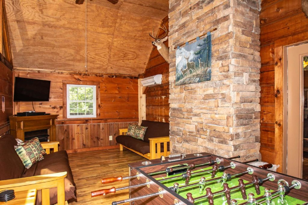 Photo of a Sevierville Cabin named Marietta's Dream - This is the fifth photo in the set.