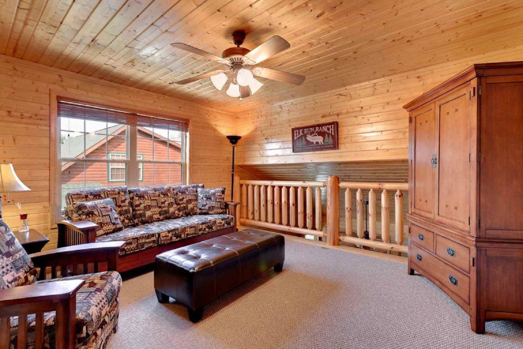 Photo of a Pigeon Forge Cabin named Cajun Cabin - This is the fifth photo in the set.