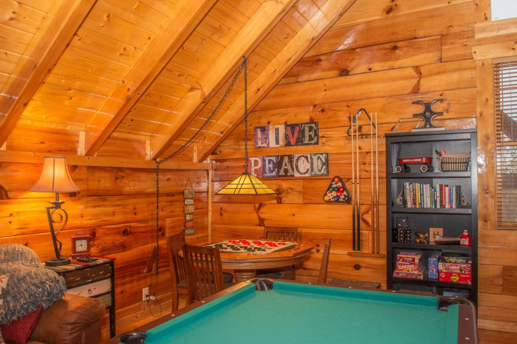 Photo of a Sevierville Cabin named A Bear's-eye View - This is the fifteenth photo in the set.