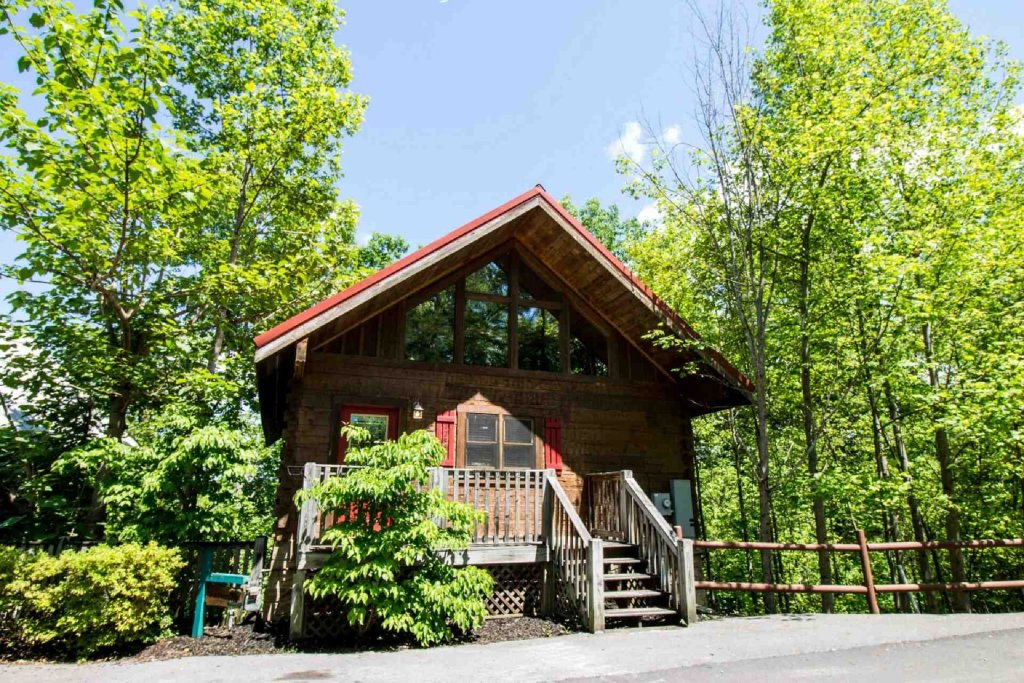 Photo of a Gatlinburg Cabin named The Great Escape - This is the eighteenth photo in the set.