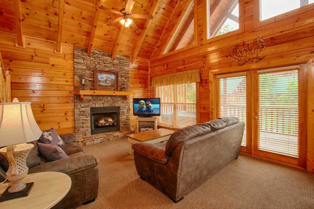Photo of a Pigeon Forge Cabin named Victoria's Other Secret - This is the sixth photo in the set.