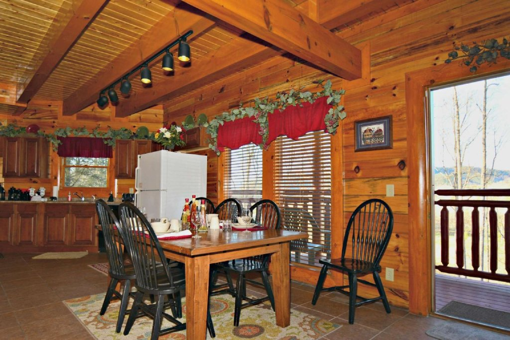 Photo of a Gatlinburg Cabin named Evannely Memories - This is the fifth photo in the set.