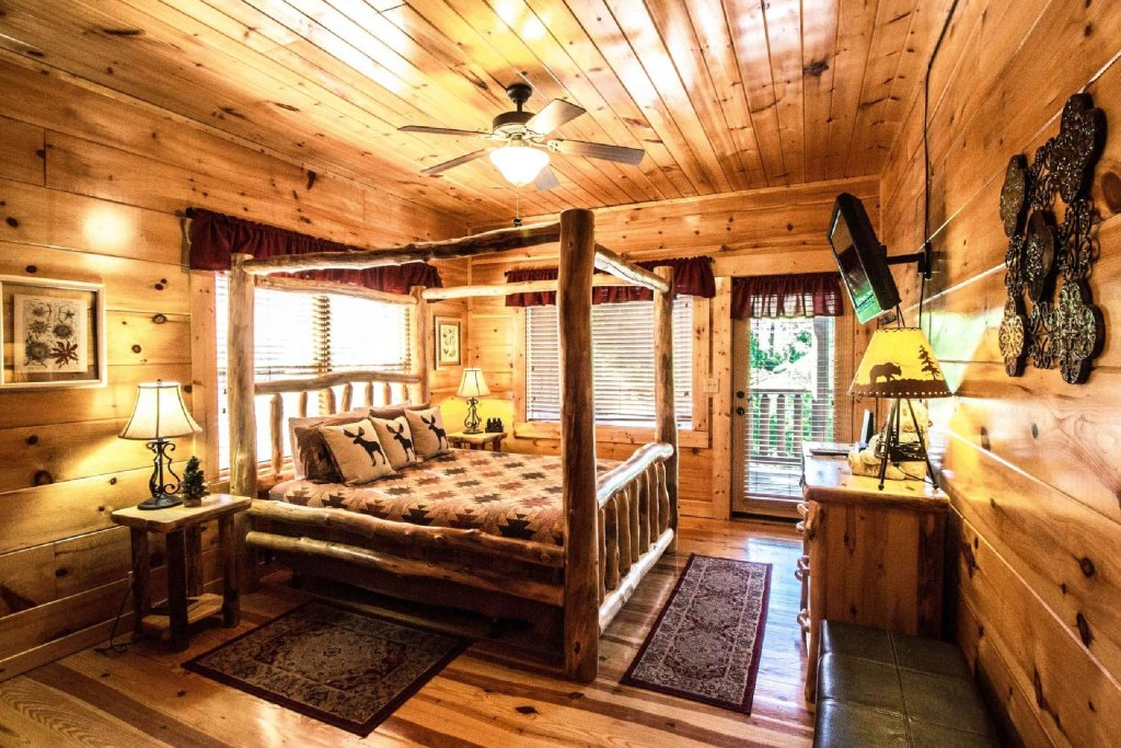 Photo of a Sevierville Cabin named Zippie Too - This is the nineteenth photo in the set.