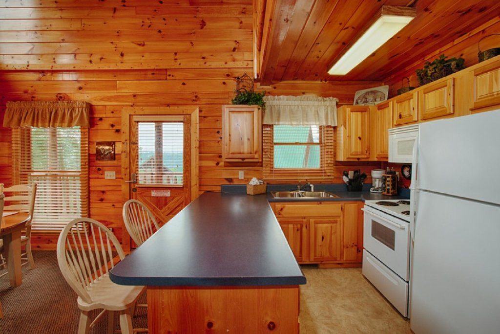 Photo of a Pigeon Forge Cabin named Victoria's Other Secret - This is the tenth photo in the set.