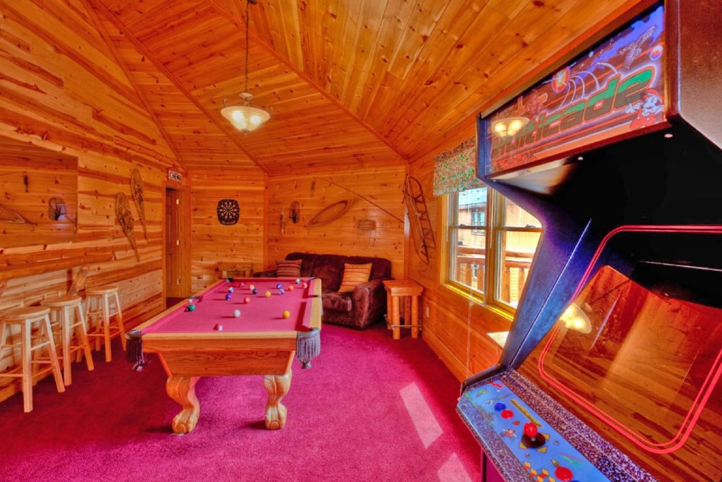 Photo of a Gatlinburg Cabin named Evannely Memories - This is the twenty-second photo in the set.