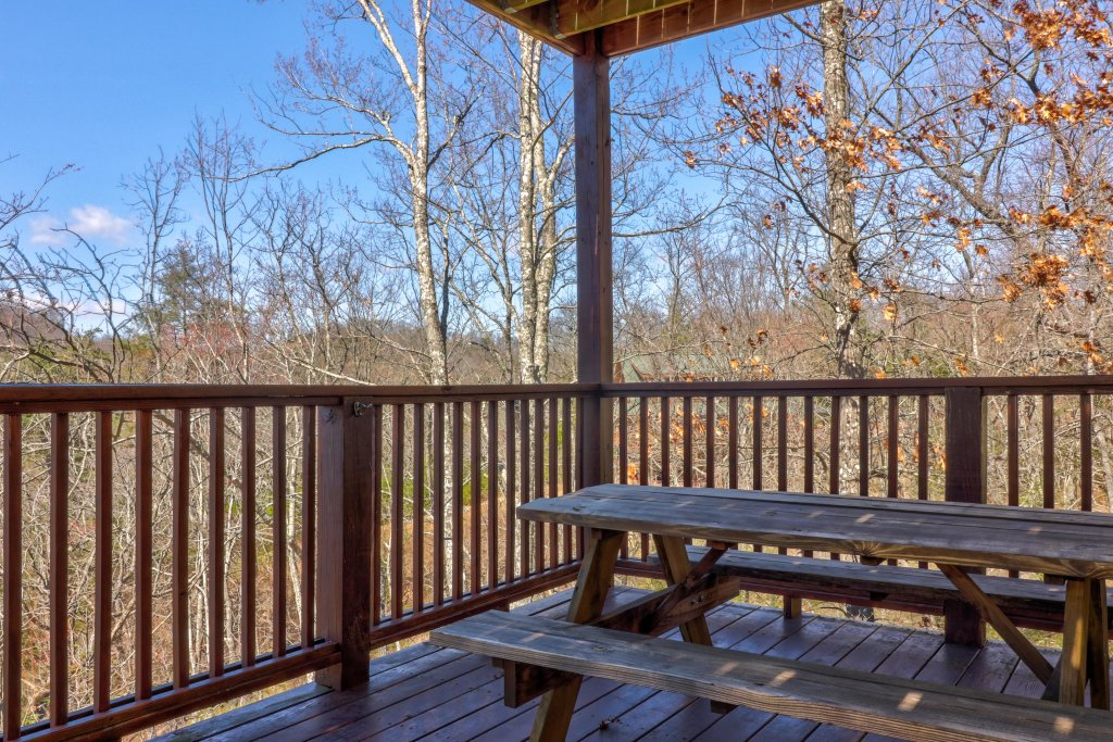 Photo of a Pigeon Forge Cabin named Gristmill Getaway - This is the fourth photo in the set.