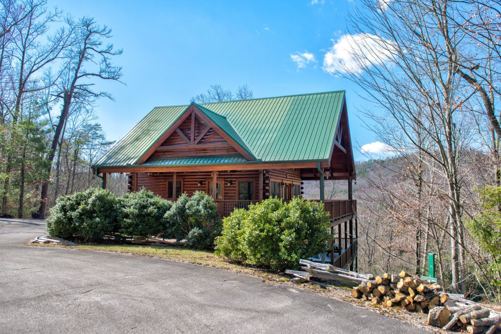 Photo of a Pigeon Forge Cabin named Gristmill Getaway - This is the tenth photo in the set.