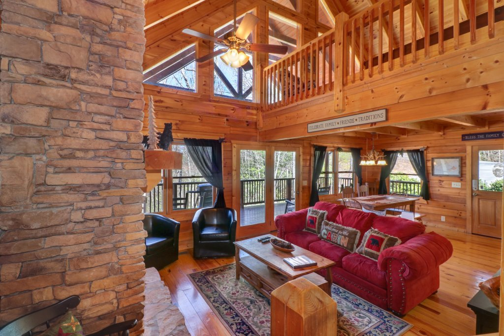 Photo of a Pigeon Forge Cabin named Gristmill Getaway - This is the sixth photo in the set.