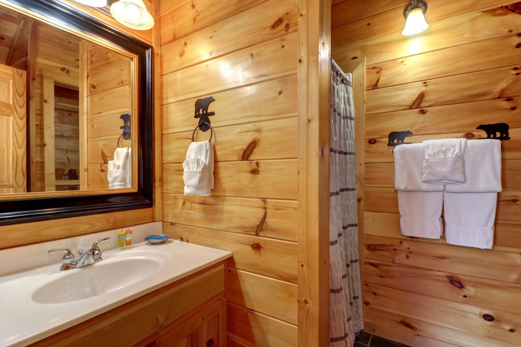 Photo of a Pigeon Forge Cabin named Gristmill Getaway - This is the thirteenth photo in the set.